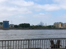 Walk - Thames Path north bank - Section 3 of 4 - 00045