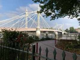 Walk - Thames Path south bank - Section 2 of 4 - 00018