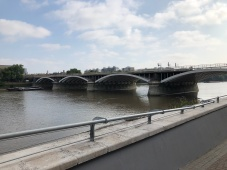 Walk - Thames Path south bank - Section 2 of 4 - 00022