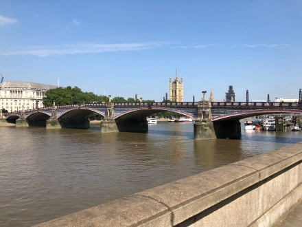 Walk - Thames Path south bank - Section 2 of 4 - 00053
