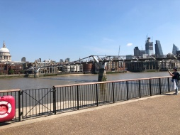 Walk - Thames Path south bank - Section 2 of 4 - 00078