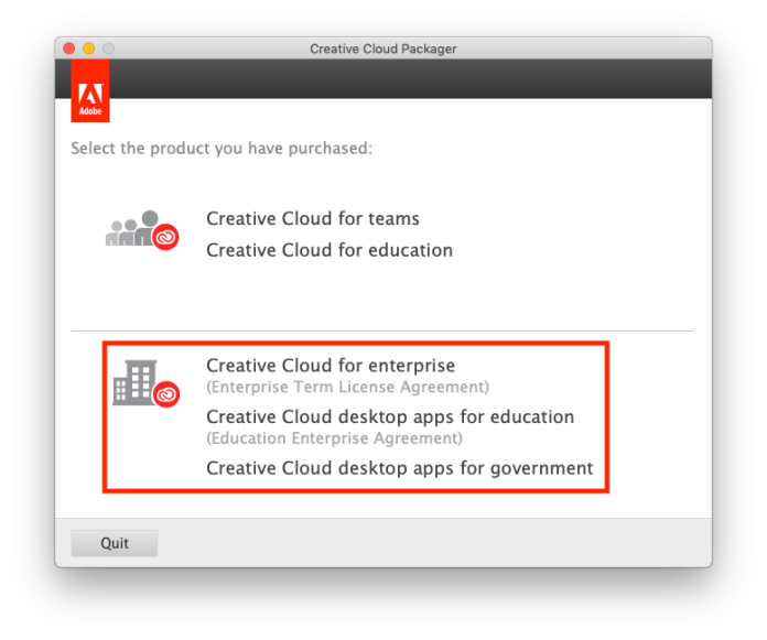 adobe creative cloud uninstaller.exe switches